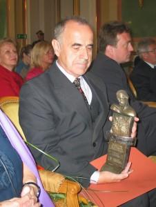 Henryk Gadomski laureat nagrody w kategorii muzyka 2004