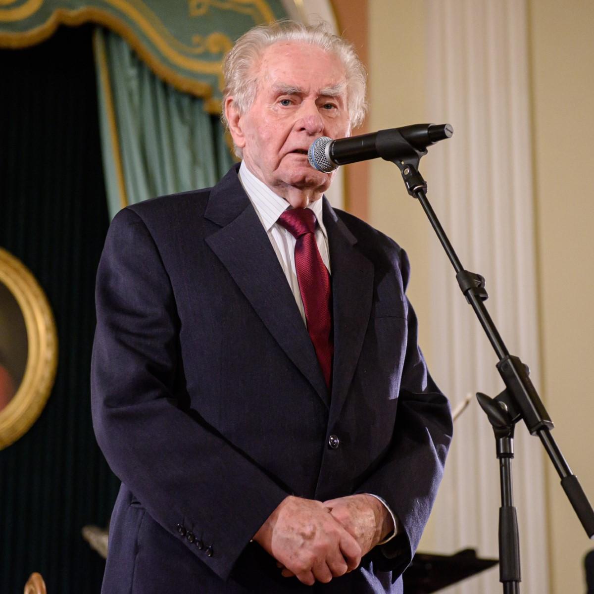 Wiesław Myśliwski laureat Norwid Literatura 2019