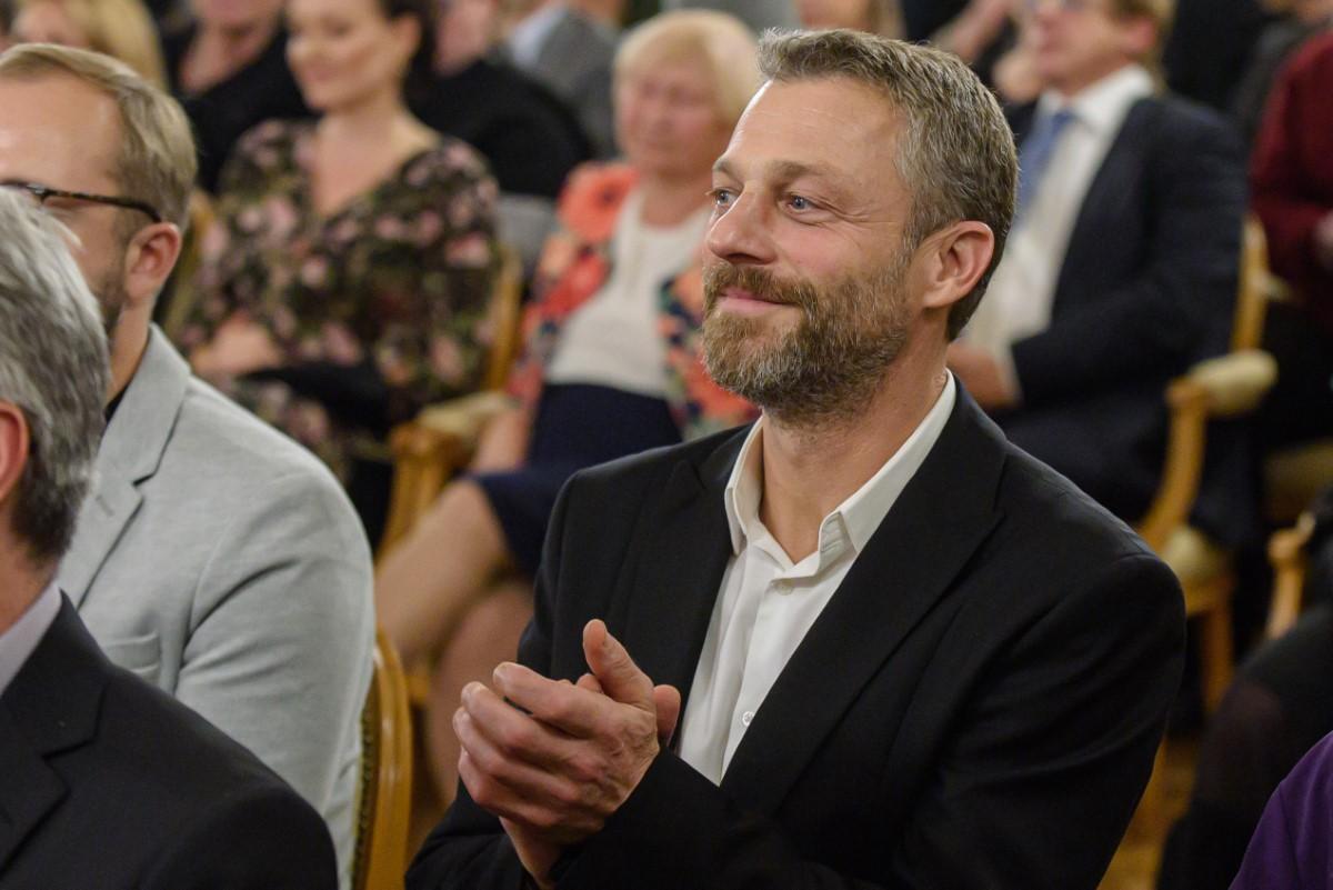 Grzegorz Damięcki nominowany teatr Norwid 2019