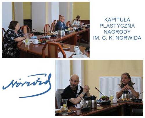 Kapituła Plastyczna Nagrody im. Norwida 2020