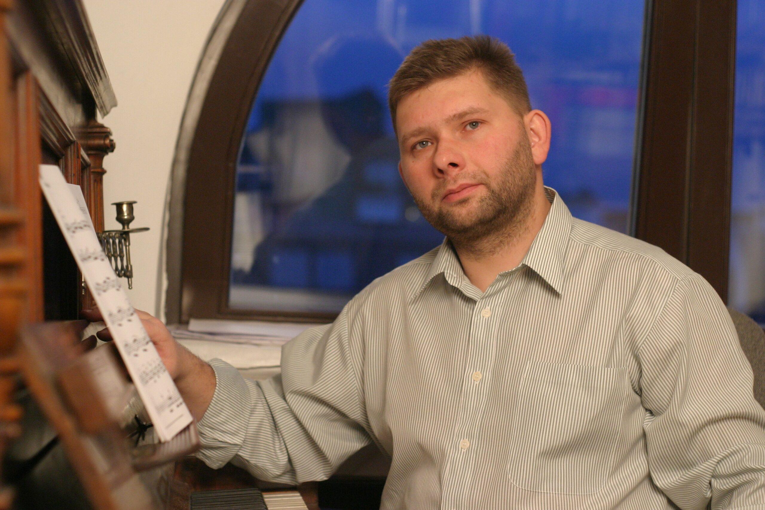 Paewł Łukaszewski nominowany do Nagrody im. Norwida w kategorii muzyka 2020